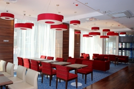Hampton by Hilton Voronezh 3*