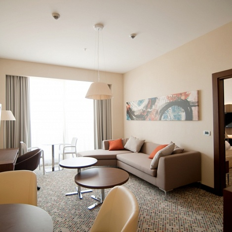 Radisson Blu Resort & Congress Hotel Sochi 5* 2