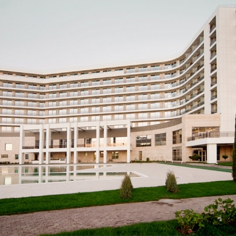 Radisson Blu Resort & Congress Hotel Sochi 5* 0